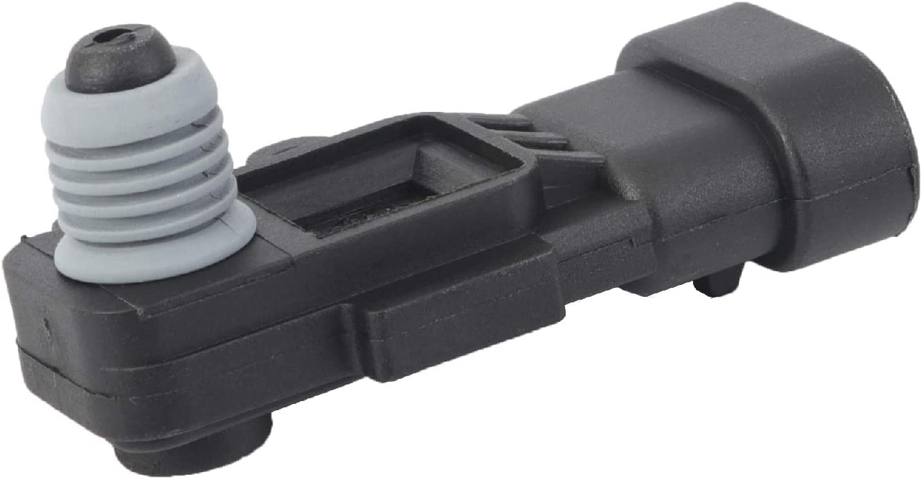 Buick GMC Sierra Cadillac Pontiac 16238399 Fuel Tank Pressure Sensor Replacement for Chevy S10 Silverado Hummer H2