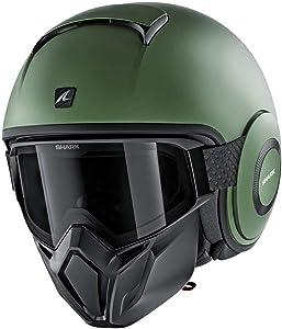 SHARK Helmets STREET-DRAK Blank Matte Helmet