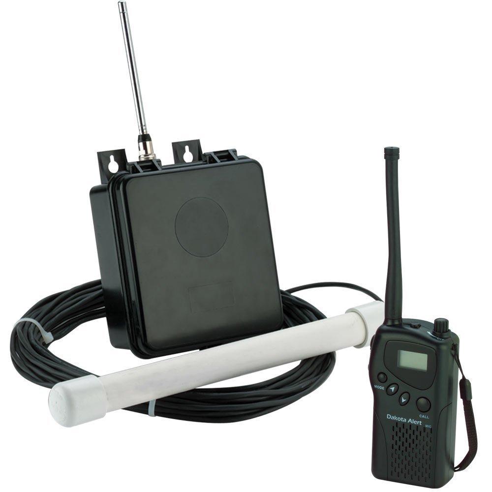 Dakota Alert MURS Wireless Motion Detector, Black (MAPS HT Kit)