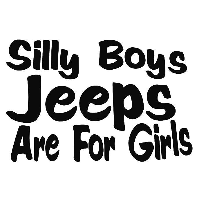 Jeep Windshield Decals
