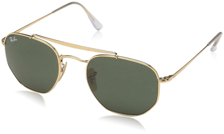 11be5f1f295 Rayban Unisex Adults  Rb3648 001 51Mm Sunglasses