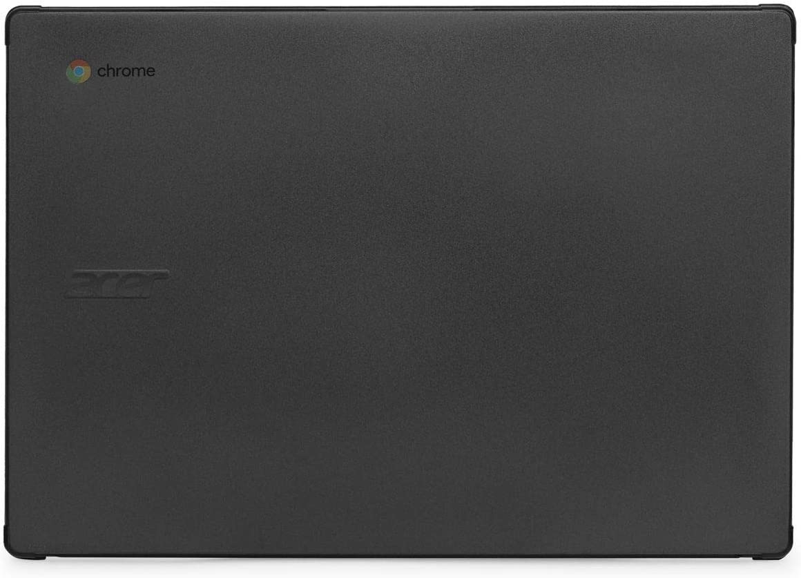 "mCover Hard Shell Case for 2020 14"" Acer Chromebook 314 C933 Series Laptop (Black)"