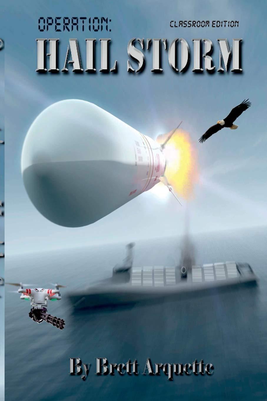 Operation Hail Storm - Classroom Edition: Amazon.es: Arquette, Brett: Libros en idiomas extranjeros