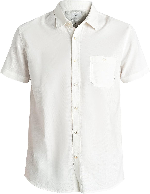Quiksilver Timebox Camisa, Hombre: Quiksilver: Amazon.es: Ropa y accesorios