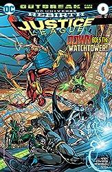 Justice League (2016-) #8