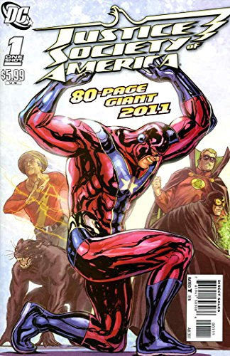 JSA 80-Page Giant #2011 VF ; DC comic book