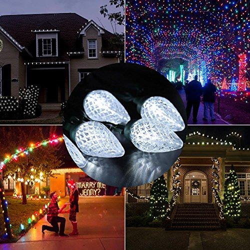 C5 Led Christmas Lights