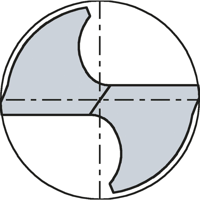 1 St/ück 1.2 mm ALPEN 62600120100 Spiralbohrer Sprint Master DIN338RN HSS Zylinderschaft Bohrer /ø