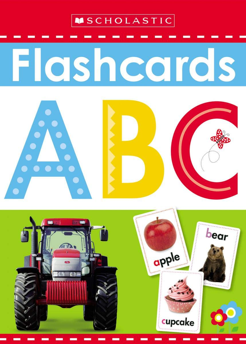 Image for ABC Flashcards: Scholastic Early Learners (Flashcards)