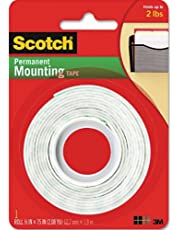 3M Scotch Mounting Tape, .5-Inch by 75-Inch, 12-PACK (Package include OfficeSupplyExpress Retractable Pen)