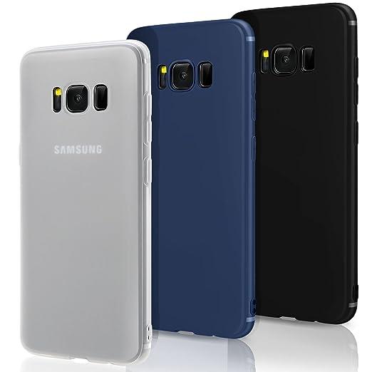 11 opinioni per 3 PCS × Custodia Galaxy S8 Cover