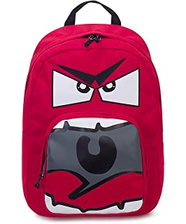 273f5a402a Invicta Zaino Ollie Face Pack Plain Flame Scarlet - S18-206001854426