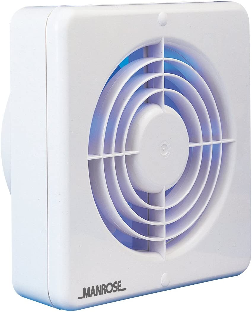 Manrose - Extractor de aire para cocina (150 mm)