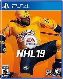 Nhl 19 Playstation 4 Electronic Arts Video Games Amazon Com