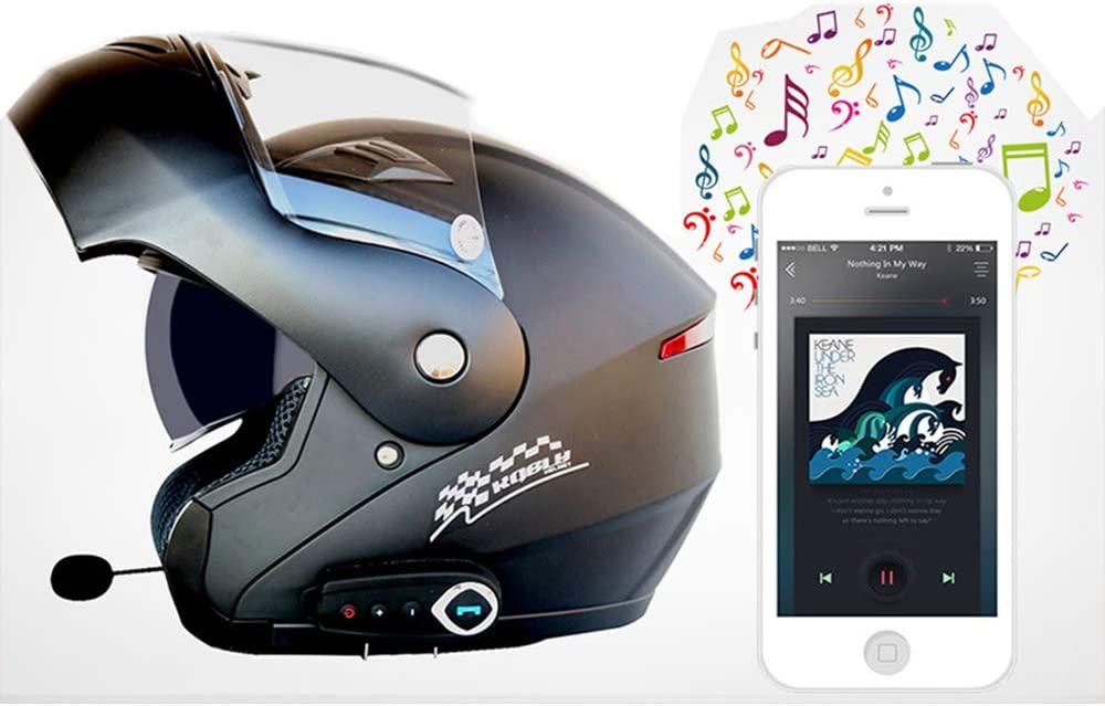 casco con bluetooth para moto barcelona