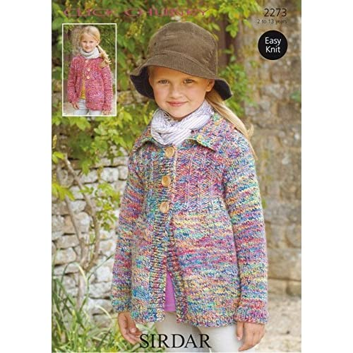 Childrens Knitting Patterns Amazon