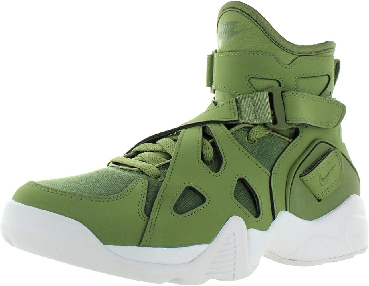 Inminente disfraz Contribuyente  Amazon.com | Nike Men's Air Max Unlimited Basketball Shoes Palm Green (8) |  Shoes