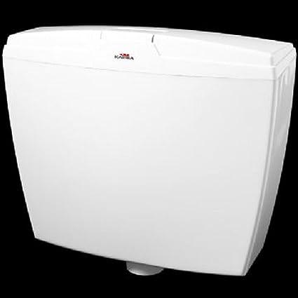 kariba cassetta esterna wc  CASSETTA WC in ABS KARIBA 2008: : Fai da te