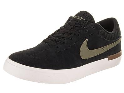 huge discount 0eabd a73e7 NIKE Men s SB Koston Hypervulc Medium Black Olive Skate Shoe 8.5 Men US