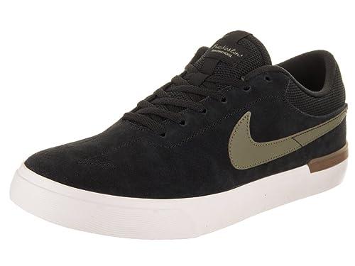 5ba64e042c4 Nike Men s SB Koston Hypervulc Medium Black Olive Skate Shoe 9.5 Men ...