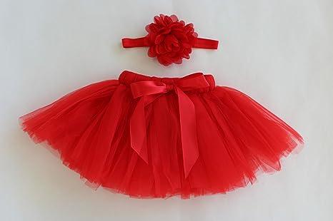 falda de flores de punto para beb/é 1 Traje para beb/é reci/én nacido de tut/ú