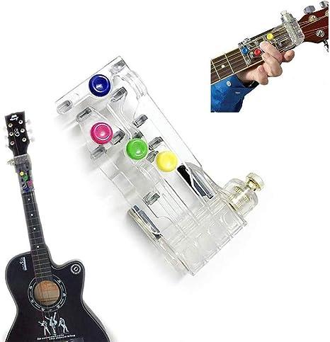 Ayudas para la enseñanza de la guitarra Sistema de aprendizaje ...