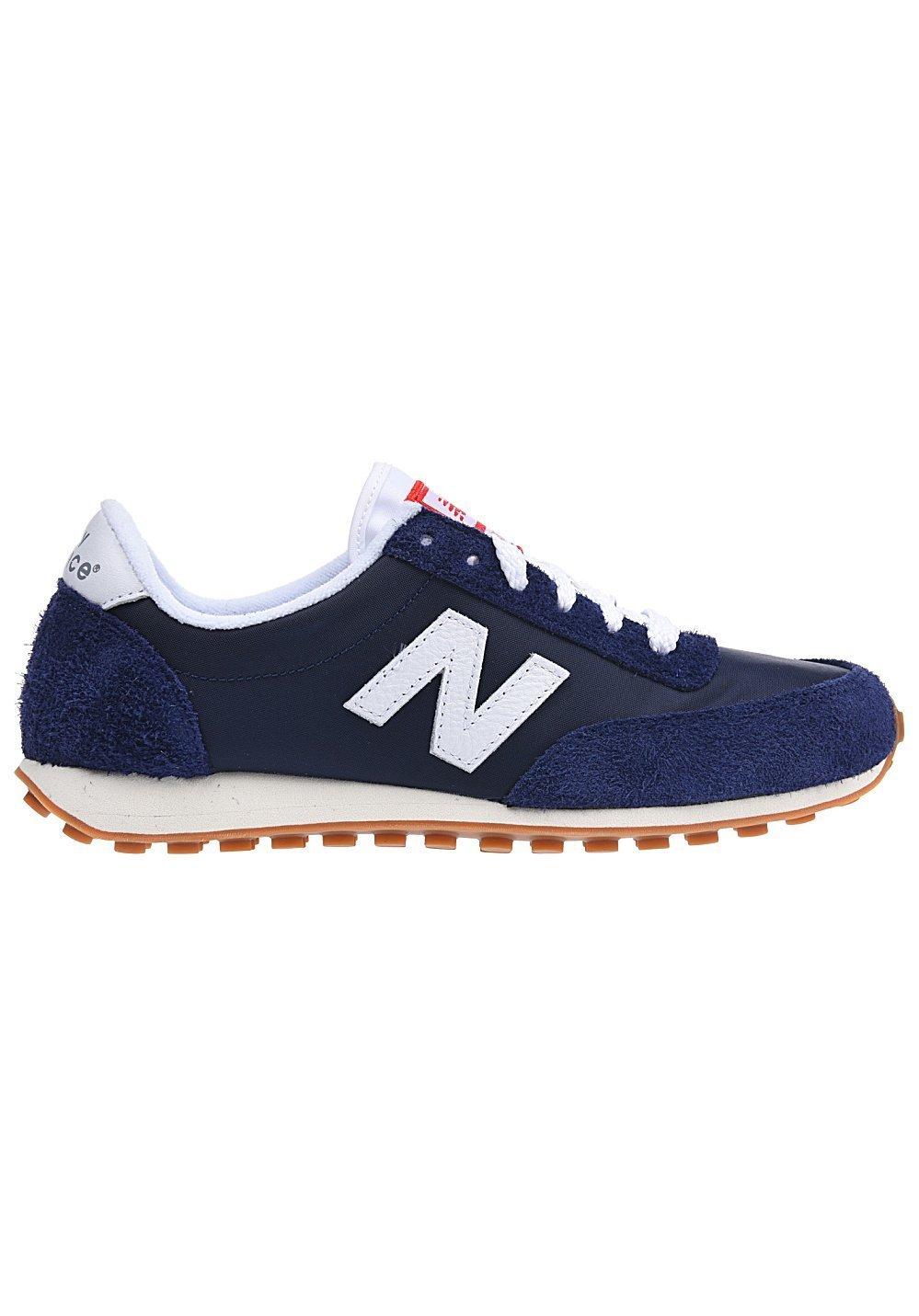 New Balance U410, Zapatillas de Estar por Casa para Hombre 39.5 EU|Bleu marine