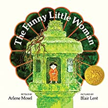 The Funny Little Woman Audiobook by Arlene Mosel Narrated by Cheryl Stern