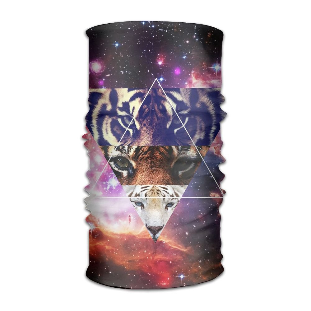 Magic Headwear Tiger Outdoor Scarf Headbands Bandana Mask Neck Gaiter Head Wrap Mask Sweatband
