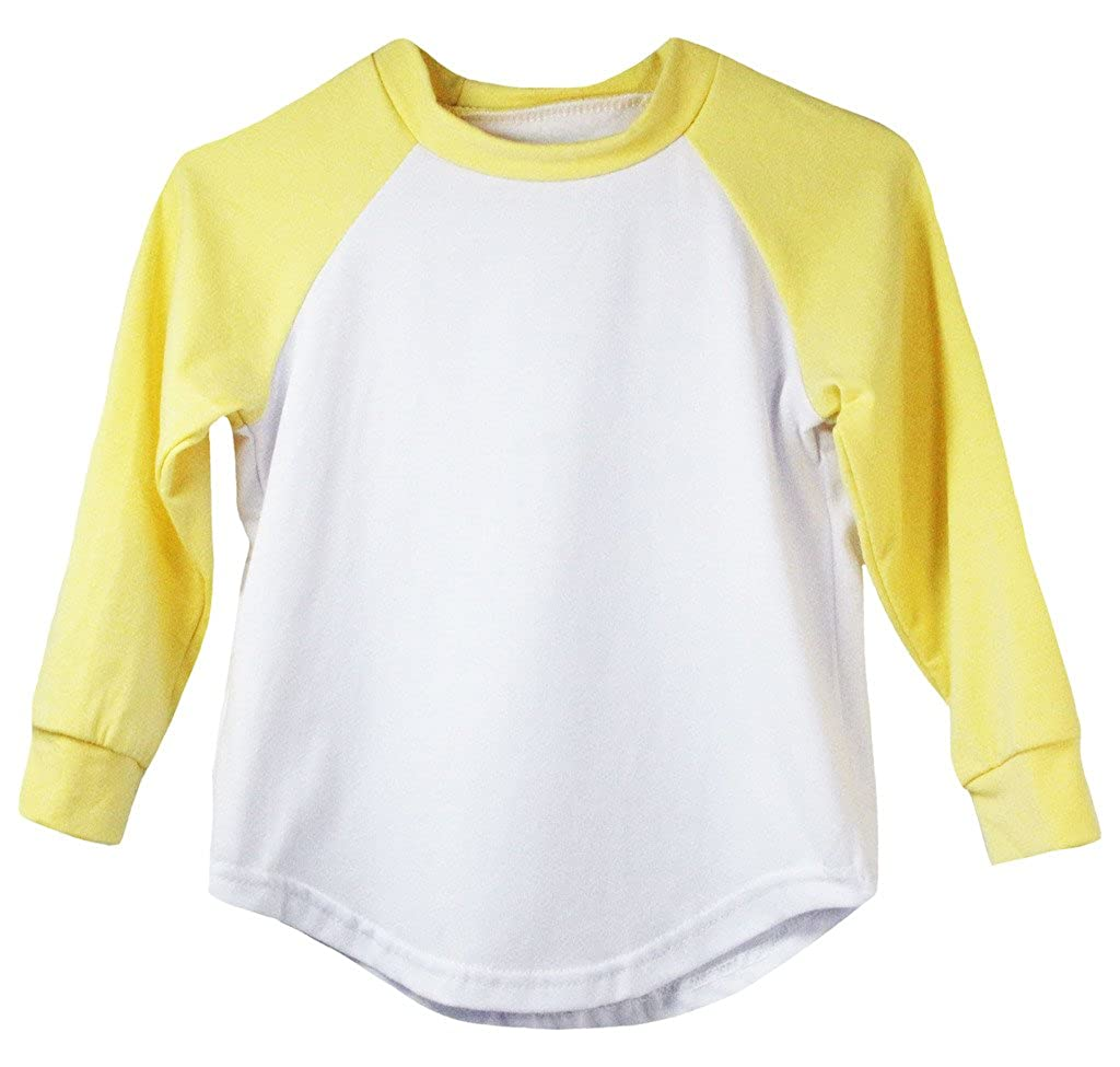 Black Long Sleeve Raglan Baseball T-Shirt 15632-Parent