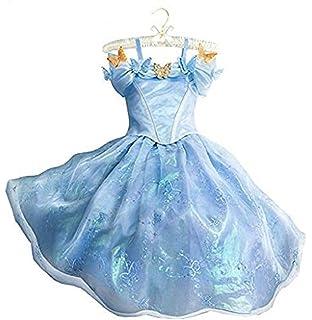 Amazon.com: Edición limitada Cenicienta vestido – tamaño 6 ...