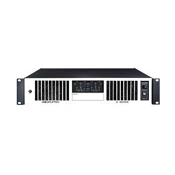 Lab. Gruppen C88: 4 | 4 x 2200 W 4 canal amplificador de instalación