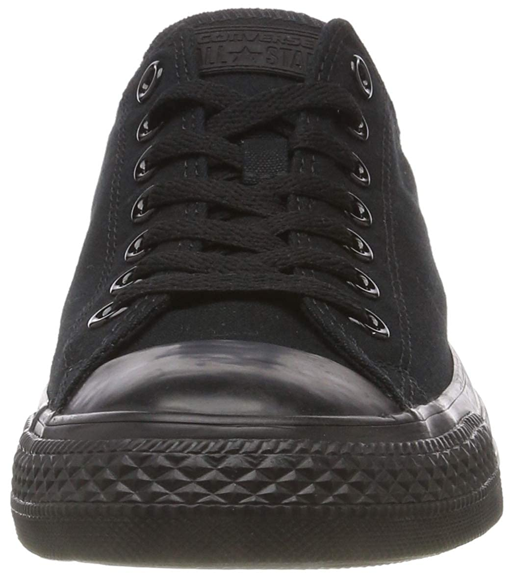 Converse Unisex Unisex Unisex Chuck Taylor All Star Low Top schwarz Monochrome Turnschuhe - 15 B(M) US damen   13 D(M) US Men 1c1279