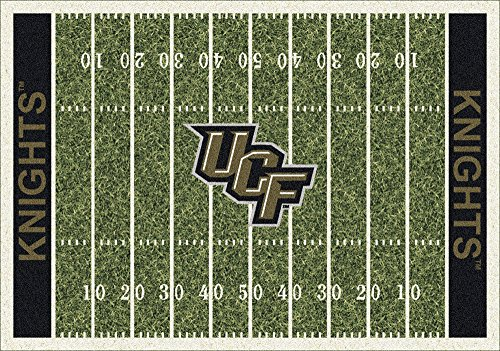 "Central Florida Knights NCAA Area Rug - Home Field (7'8"" x 10'9"") ()"