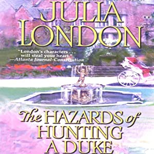 The Hazards of Hunting a Duke Audiobook