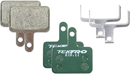 Tektro E10.11 Hydraulic Disc Pads W// Return Spring Auriga//Draco//Orion