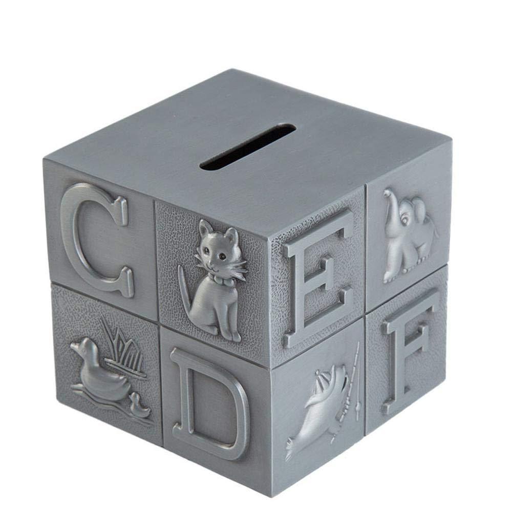 bienvenido a comprar 1 Cubo de Rubik hucha, Caja de Dinegro Cubo Cubo Cubo de Rubik Regalos para los niños Amigos, también Adornos para Decoraciones de Habitaciones  oferta de tienda