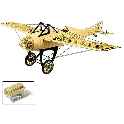 Amazon com: Viloga Balsa Wood Model Plane RC Kit, 39