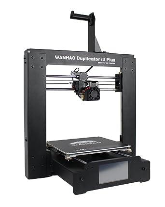 WANHAO Duplicador de i3Plus; 3d impresora