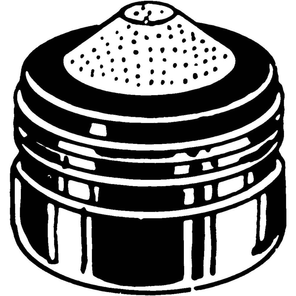 Moen 3919AZ Replacement Aerator Flow Restrictor, Antique Nickel