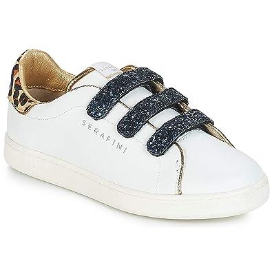 Low Damen 40 Serafini J connors Sneaker Weiss Nnm0wv8