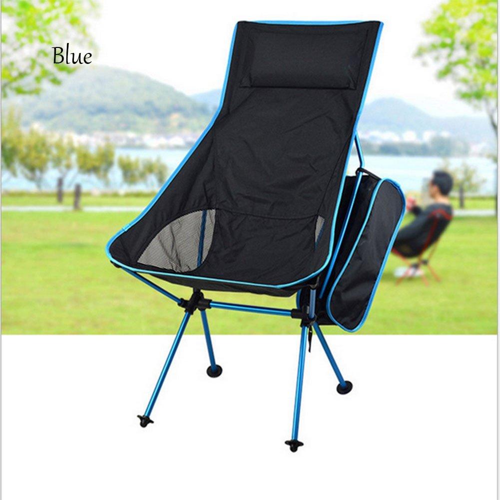 SamuroMüller Moon Stuhl Im Freien Portable Klappstuhl Aluminium Direktor Stuhl