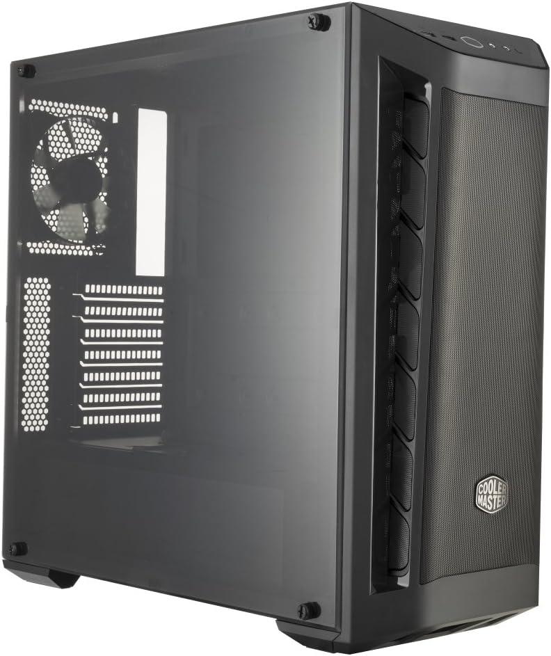 Moyenne Tour ATX, 1xFen/être, Fa/çade Mesh MasterBox MB511 Cooler Master - Noir Boitier PC Gaming