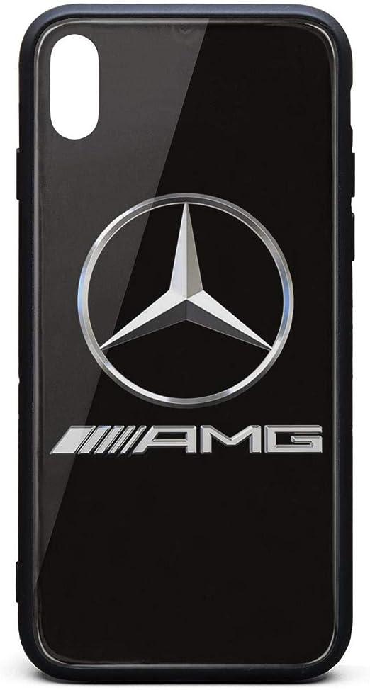 Coque pour iPhone XR avec logo Mercedes-AMG - Coque ultra fine ...