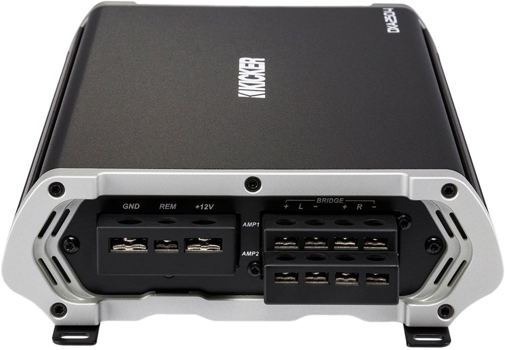 Amazon.com: Kicker DXA 250.4 250 Watt Full Range 4 Channel Car Audio ...