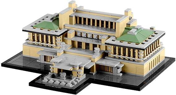 LEGO Architecture - Imperial Hotel (21017): LEGO: Amazon.es ...