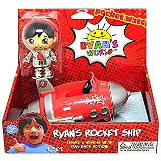 Ryan's World - Ryan's Rocket Ship