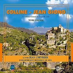 Colline (La trilogie de Pan 1)