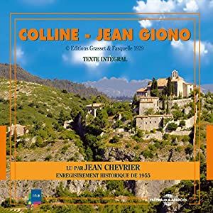 Colline (La trilogie de Pan 1) Audiobook