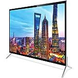 "Simsco 108 cm (43 Inches) 4K Ultra HD Smart LED TV S43"" UHD4K (Silver) (2020 Model)"